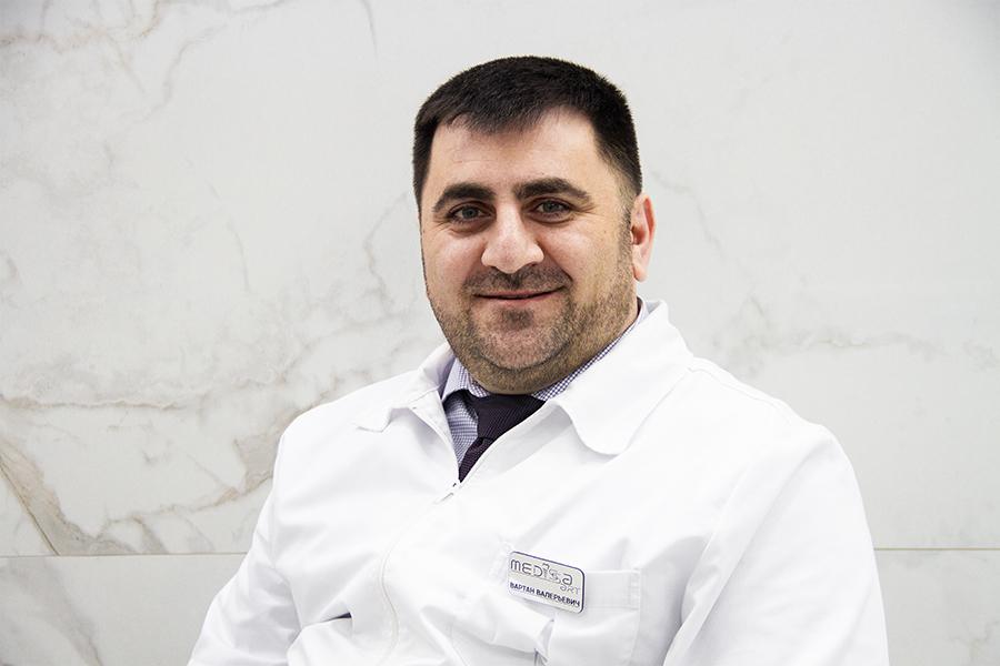 Саркисян Вартан Валерикович