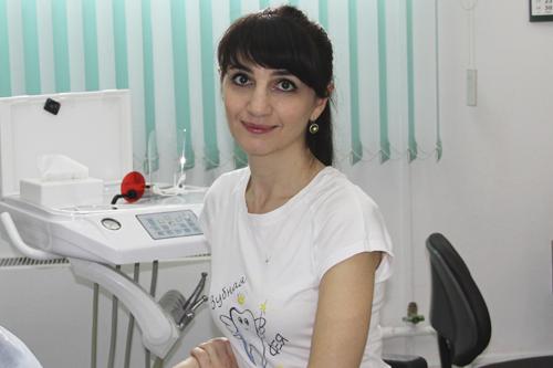 Татарова Кристина Георгиевна