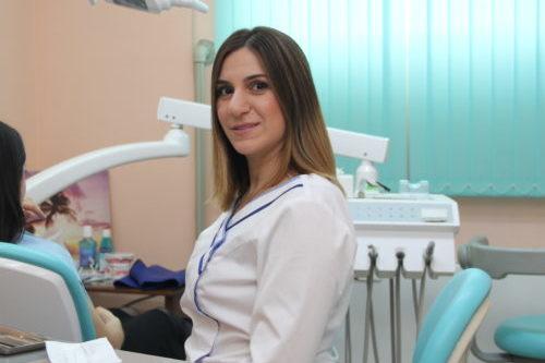 Аракелян Елена Валериковна